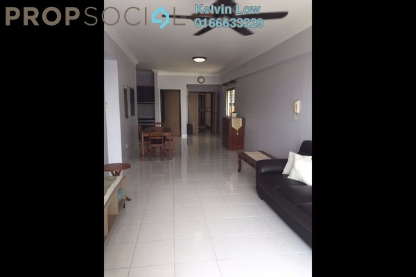 For Rent Condominium at Perdana Emerald, Damansara Perdana Leasehold Fully Furnished 3R/2B 2.1k