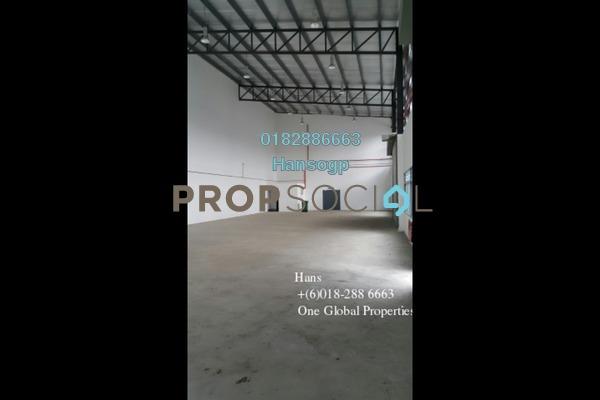 For Rent Factory at Bukit Angkat, Kajang Freehold Unfurnished 0R/0B 8k