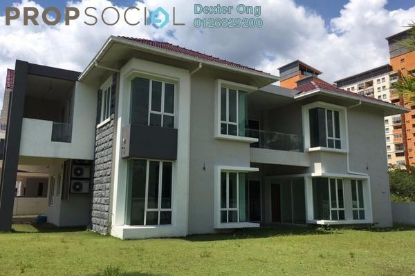 For Sale Bungalow at Ukay Seraya, Ukay Freehold Semi Furnished 7R/8B 4.3m
