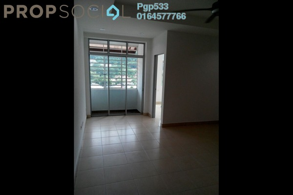 For Rent Apartment at Ixora Heights, Sungai Nibong Freehold Unfurnished 3R/2B 1.2k