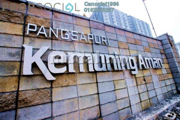 For Rent Apartment at Kemuning Aman, Kota Kemuning Freehold Fully Furnished 3R/2B 950translationmissing:en.pricing.unit