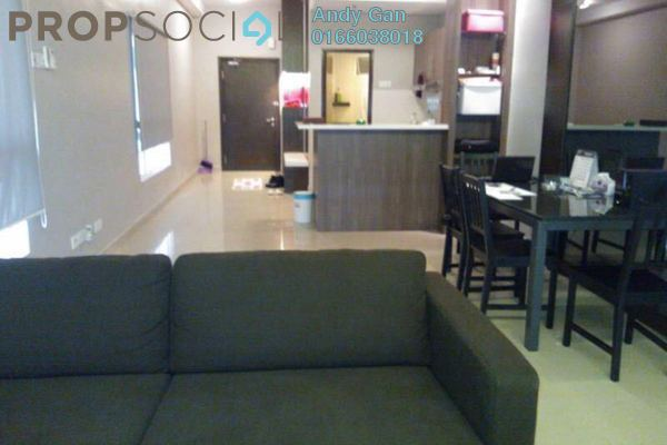 For Rent Condominium at Windsor Tower, Sri Hartamas Freehold Fully Furnished 1R/1B 2.2k