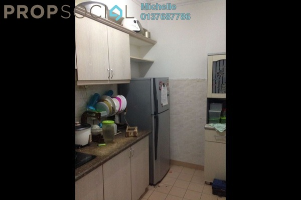 For Rent Condominium at Bayu Tasik 1, Bandar Sri Permaisuri Leasehold Semi Furnished 3R/2B 1.6k