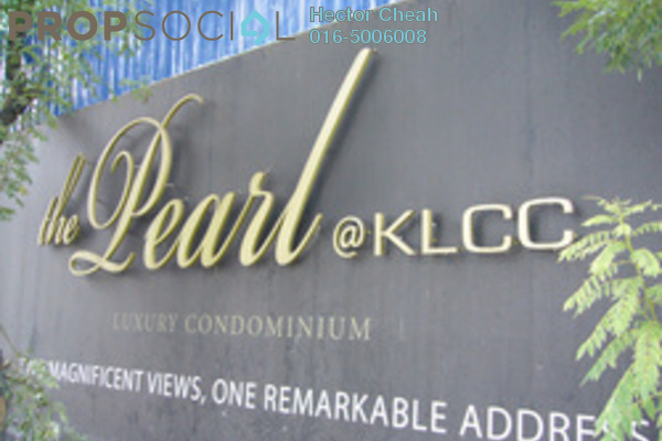 For Rent Condominium at The Pearl, KLCC Freehold Semi Furnished 4R/3B 12k