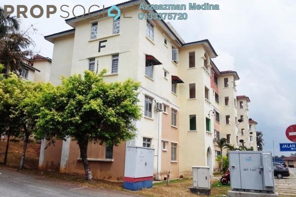 For Rent Apartment at Kota Warisan, Sepang Freehold Semi Furnished 3R/2B 750translationmissing:en.pricing.unit