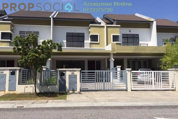 For Sale Terrace at Sierra 8, 16 Sierra Leasehold Semi Furnished 4R/4B 850k