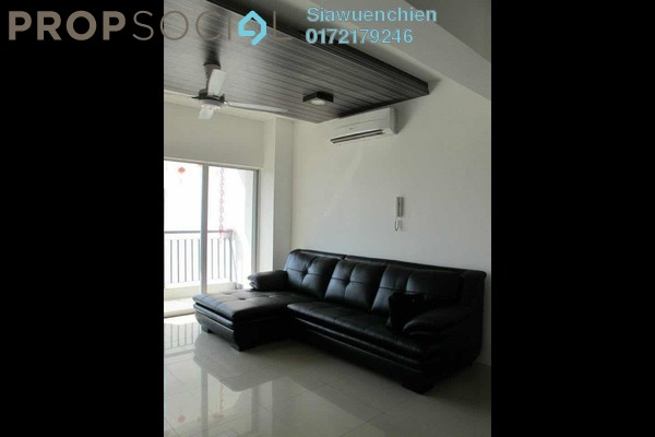 For Sale Condominium at Ampang Putra Residency, Ampang Leasehold Fully Furnished 3R/2B 700k