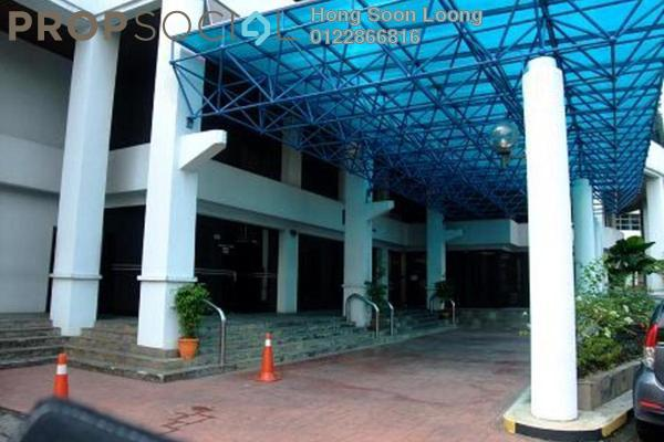 For Rent Office at Section 51A, Petaling Jaya Freehold Unfurnished 0R/0B 5.54k