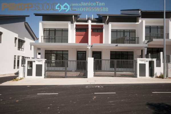 For Sale Terrace at M Residence, Rawang Freehold Unfurnished 4R/3B 469k