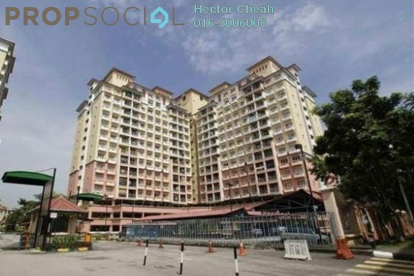 For Rent Condominium at Arena Green, Bukit Jalil Freehold Fully Furnished 3R/2B 1.6k