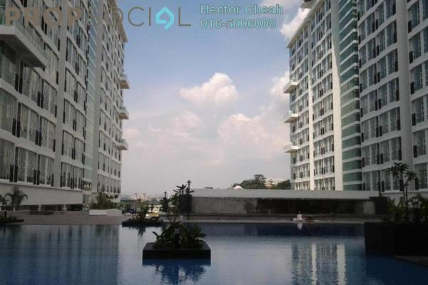 For Rent Condominium at The Scott Garden, Old Klang Road Freehold Fully Furnished 1R/1B 2k