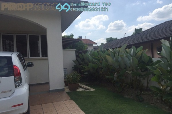 For Sale Bungalow at Section 12, Petaling Jaya Leasehold Semi Furnished 5R/5B 2.8m