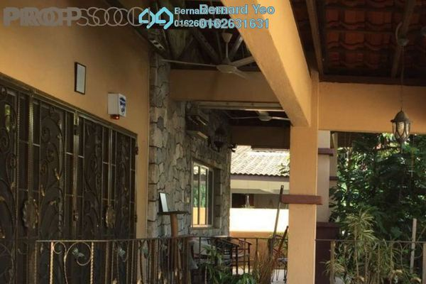 For Sale Bungalow at Section 17, Petaling Jaya Freehold Semi Furnished 5R/4B 2.4m