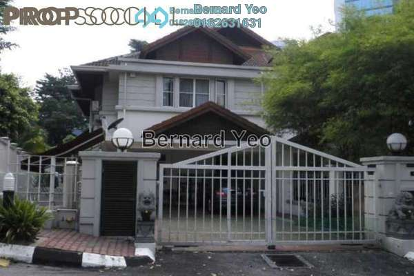 For Sale Semi-Detached at Semantan Villas, Damansara Heights Freehold Semi Furnished 4R/4B 4.1m