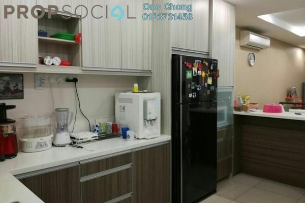 For Sale Terrace at Kinrara Residence, Bandar Kinrara Leasehold Semi Furnished 5R/5B 1.1m