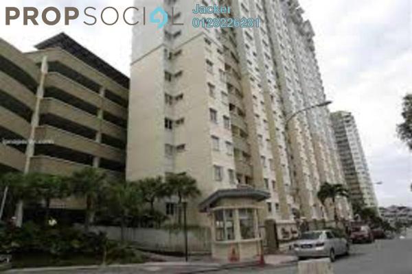 For Rent Condominium at Widuri Impian, Desa Petaling Leasehold Semi Furnished 3R/2B 1.3k