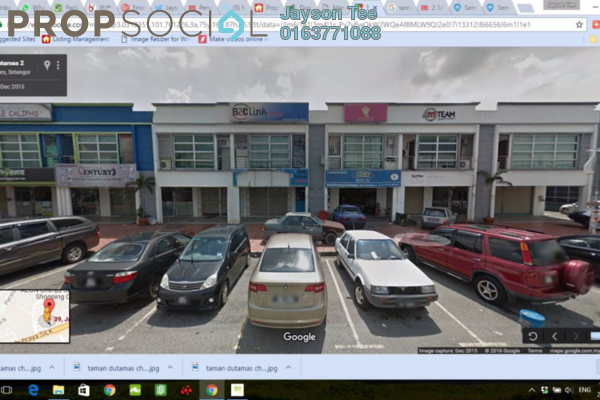 For Sale Shop at Suakasih, Bandar Tun Hussein Onn Freehold Unfurnished 0R/0B 1.3m