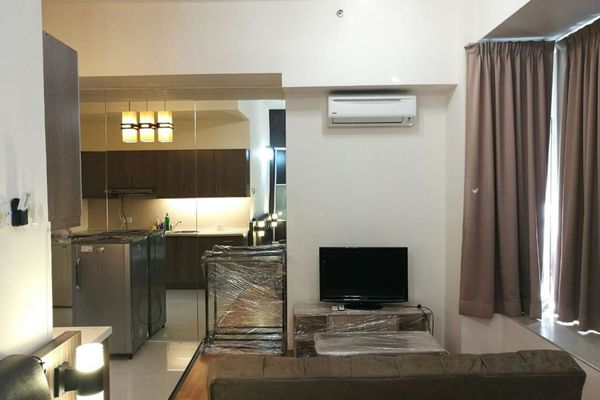 For Rent SoHo/Studio at Park View, KLCC Freehold Fully Furnished 0R/1B 2.5k