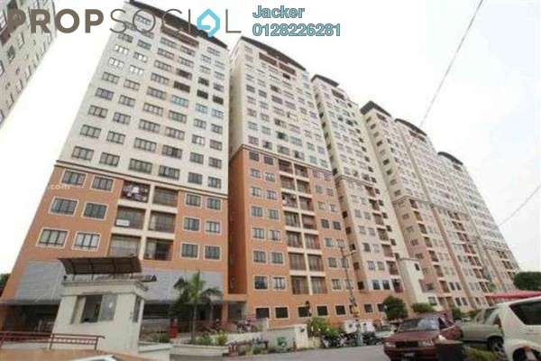 For Rent Condominium at Glen View Villa, Cheras Leasehold Fully Furnished 3R/2B 1.3k