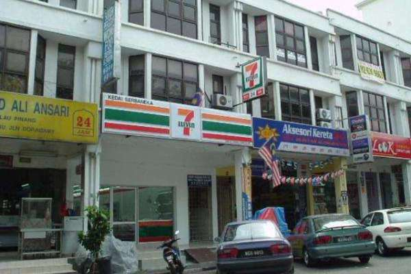 For Rent Office at Taman Sri Bintang, Kepong Freehold Unfurnished 0R/0B 2k