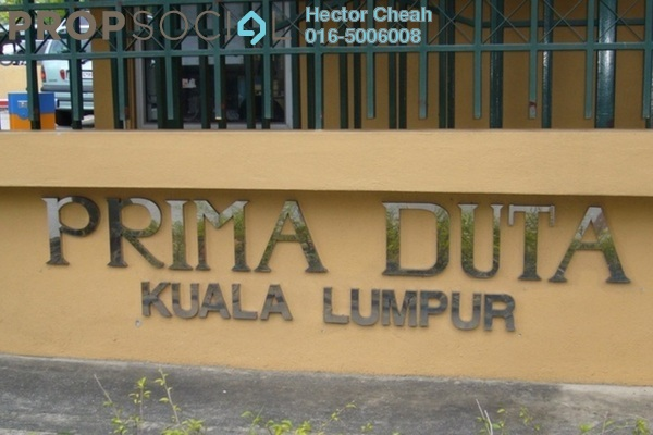 For Rent Condominium at Prima Duta, Dutamas Freehold Fully Furnished 3R/2B 2.4k