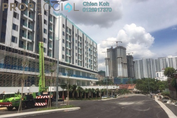 For Sale Shop at Suria @ North Kiara, Segambut Freehold Unfurnished 0R/0B 1.47m