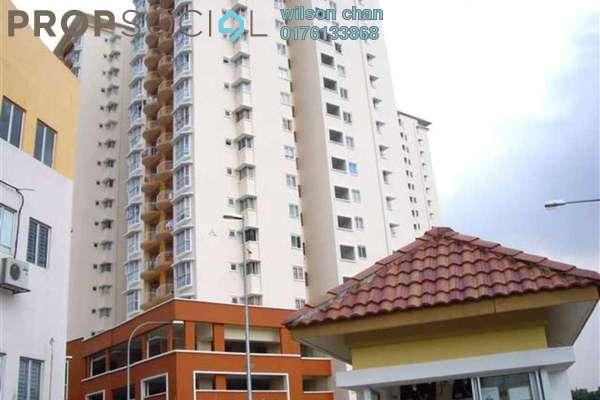 For Rent Condominium at Wangsa Metroview, Wangsa Maju Freehold Semi Furnished 3R/2B 1.5k