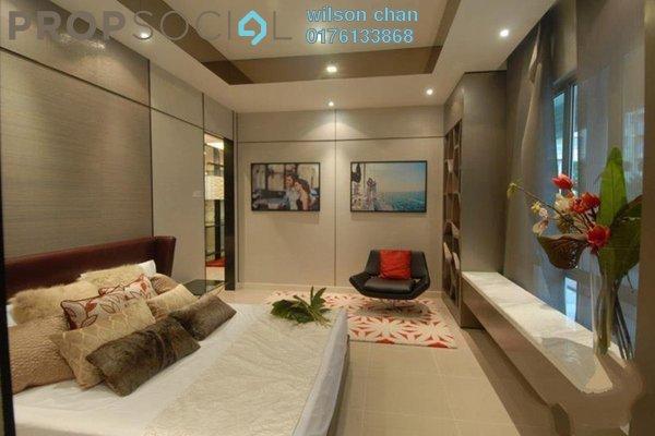 For Rent Condominium at Platinum Lake PV20, Setapak Leasehold Semi Furnished 4R/2B 1.7k