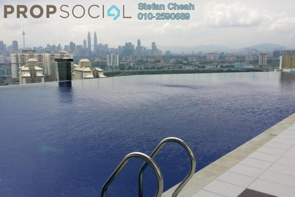 For Sale Condominium at Sky Vista Residensi, Cheras Freehold Unfurnished 3R/2B 850k