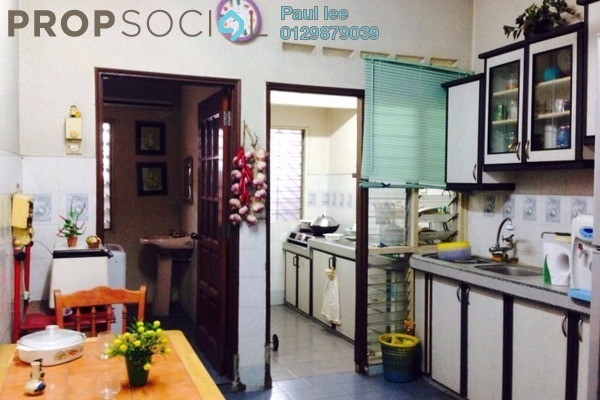 For Sale Terrace at USJ 11, UEP Subang Jaya Freehold Semi Furnished 3R/2B 715k