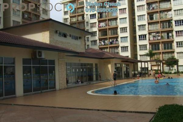 For Sale Condominium at Ampang Prima, Ampang Leasehold Semi Furnished 3R/2B 448k