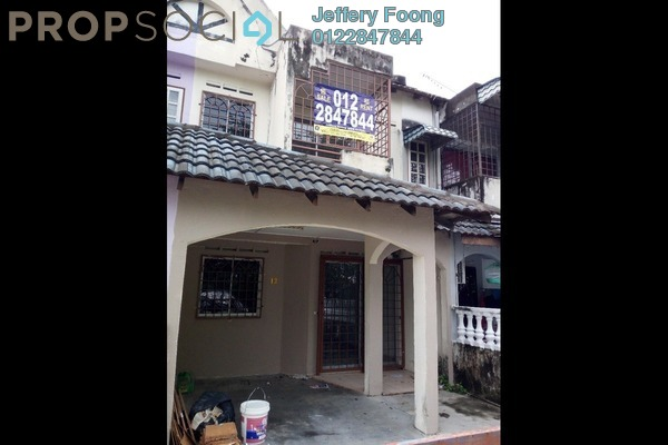 For Sale Terrace at Taman Puchong Intan, Puchong Leasehold Unfurnished 3R/2B 315k