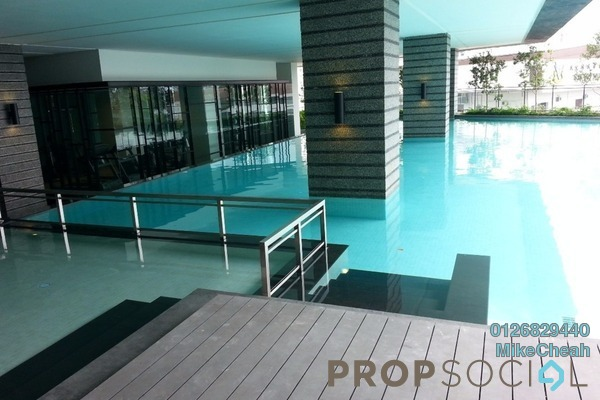 For Sale Condominium at 288 Residency, Setapak Freehold Semi Furnished 3R/3B 700k