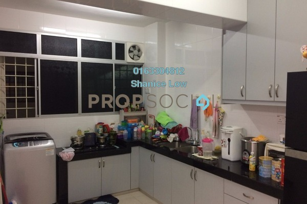 For Sale Apartment at Damansara Sutera, Kepong Freehold Semi Furnished 3R/2B 377k