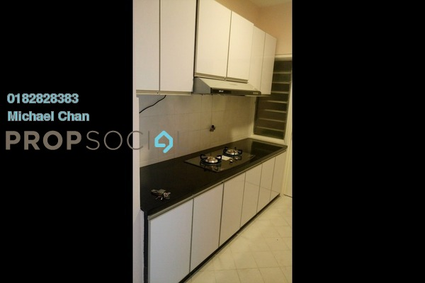 For Rent Condominium at Green Avenue, Bukit Jalil Freehold Semi Furnished 3R/2B 1.7k