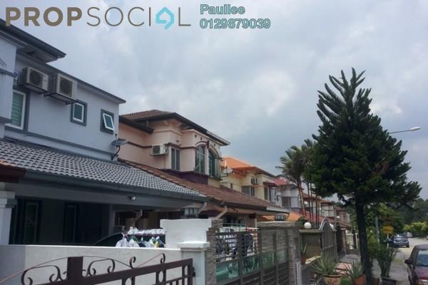 For Sale Terrace at USJ 22, UEP Subang Jaya Freehold Semi Furnished 4R/3B 750k