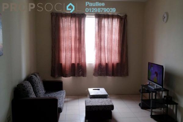 For Rent Condominium at Casa Subang, UEP Subang Jaya Freehold Semi Furnished 3R/2B 1.3k