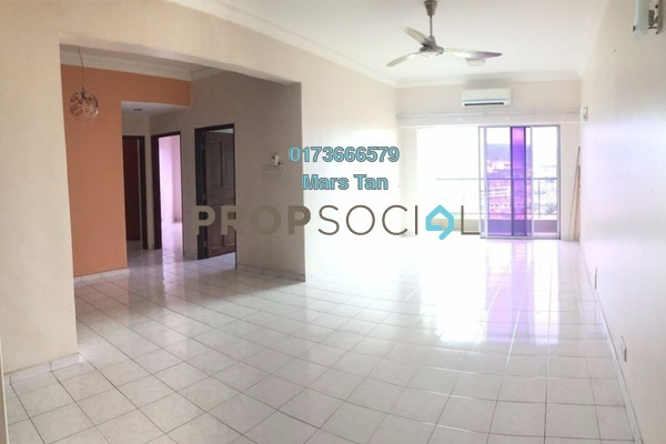 For Rent Condominium at Menara Menjalara, Bandar Menjalara Freehold Semi Furnished 3R/2B 1.6k