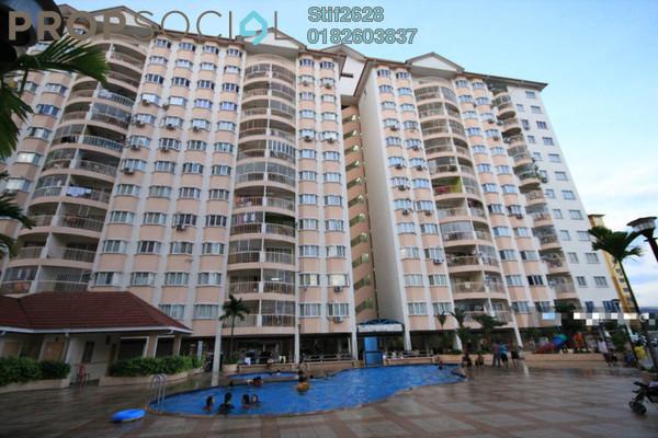 For Rent Condominium at Pandan Utama, Pandan Indah Leasehold Unfurnished 3R/2B 1.3k