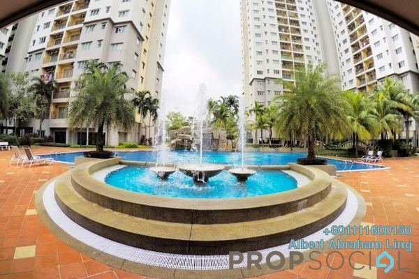 For Sale Condominium at Kelana Mahkota, Kelana Jaya Leasehold Fully Furnished 2R/2B 650k