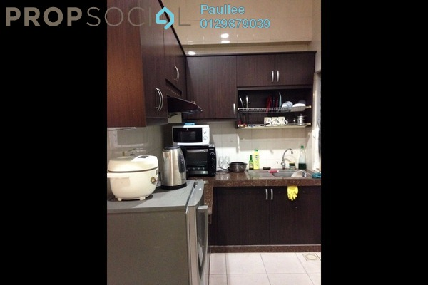 For Rent Condominium at e-Tiara, Subang Jaya Freehold Fully Furnished 2R/2B 1.8k