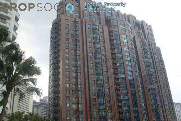 For Rent Condominium at 3 Kia Peng, KLCC Freehold Fully Furnished 3R/3B 9k