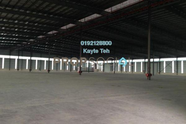 For Rent Factory at Perdana Industrial Park, Port Klang Leasehold Unfurnished 0R/0B 157k