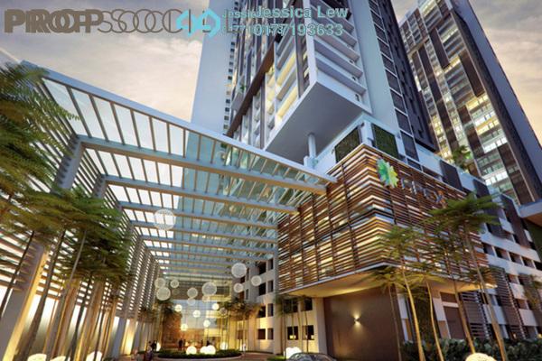 For Sale SoHo/Studio at CyberSquare, Cyberjaya Freehold Semi Furnished 1R/1B 280k