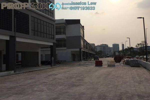 For Sale Condominium at CyberSquare, Cyberjaya Freehold Semi Furnished 2R/2B 450k