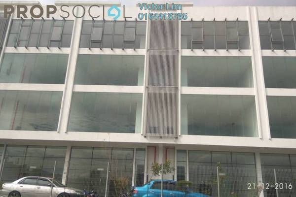 For Sale Factory at Hicom Glenmarie, Glenmarie Freehold Unfurnished 0R/0B 7.6m