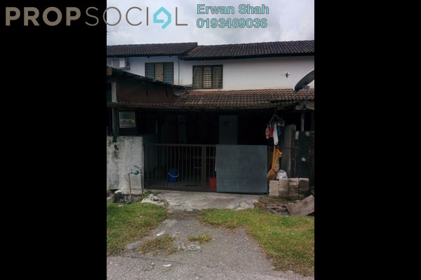 For Sale Terrace at Taman Kantan Permai, Kajang Leasehold Fully Furnished 2R/1B 250k