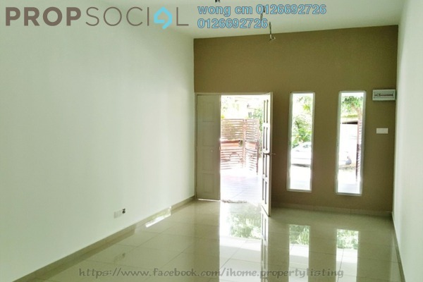 For Sale Terrace at Taman Desa Kenanga, Semenyih Freehold Unfurnished 3R/2B 385k