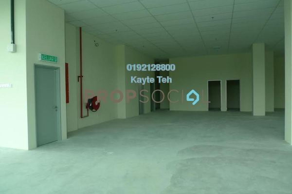 For Rent Factory at Hicom Glenmarie, Glenmarie Freehold Unfurnished 0R/0B 122k