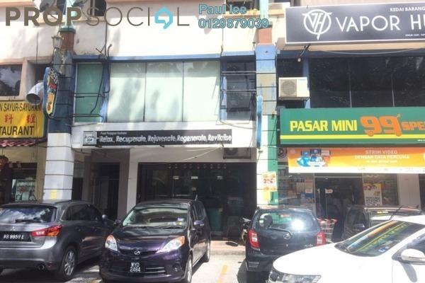 For Rent Shop at PJS 7, Bandar Sunway Leasehold Unfurnished 0R/2B 7.5k